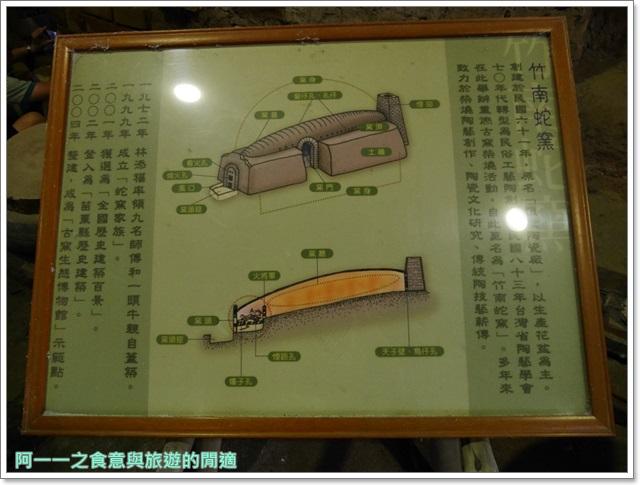 苗栗景點.竹南蛇窯.古窯生態博物館.旅遊.林添福老先生image036