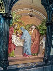 Cathedral Basilica of the Assumption, Covington, KY (Robby Virus) Tags: church station catholic christ cross cathedral god kentucky glory religion jesus christian christianity crucifixion covington