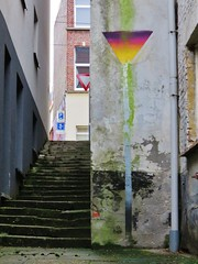 E1000Ink / Kortrijksepoort - 5 feb 2016 (Ferdinand 'Ferre' Feys) Tags: streetart graffiti belgium belgique belgië urbanart graff ghent gent e1000 gand graffitiart arteurbano artdelarue urbanarte e1000ink