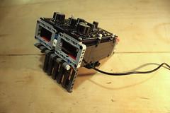 Lego Technic DEMORA case/stand (dkmnews) Tags: stand lego eu case modular roland synthesizer eurorack legotechnic demora