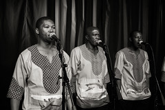 Ladysmith Black Mambazo - KEXP in-studio (kexplive) Tags: southafrica dance livemusic worldmusic kexp instudio ladysmithblackmambazo darekmazzone wopop mbube isicathamiya chadsyme