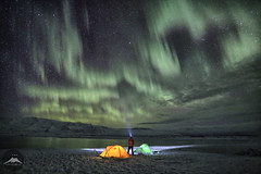 Northern Lights Hunter (islandia4u) Tags: winter iceland islandia tour adventure arco northernlights wintercamp wakacje wycieczki zorza marabut