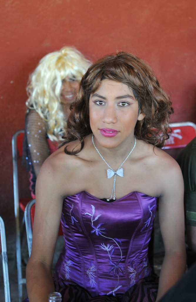 Mexican transexuals