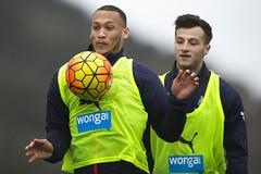 Newcastle United Training Session (NewcastleUnited) Tags: spain lamanga esp