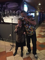 "Wednesday night karaoke at Sunset Downtown Water Street in Henderson Nevada • <a style=""font-size:0.8em;"" href=""http://www.flickr.com/photos/131449174@N04/25054127366/"" target=""_blank"">View on Flickr</a>"