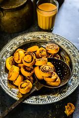 Bhakarwadi 3 (Whisk Affair) Tags: indian snack maharashtrian