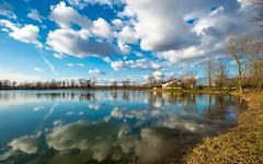 lake Zajarki (058) (Vlado Ferenčić) Tags: lakezajarki lakes zaprešić zajarki jezerozajarki hrvatska croatia cloudy clouds sky nikond600 nikkor173528 vladoferencic vladimirferencic