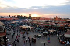 Jamaa el-Fna, Marrakech 0752 (Mister J Photography) Tags: africa old town morocco maroc marrakech medina marrakesh february 2016 elfna jamaa
