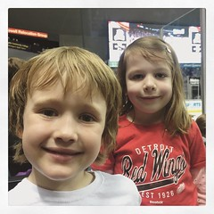 Moments With Mads (matthewkaz) Tags: hockey square child michigan daughter squareformat grandrapids ahl madeleine zack reyes 2016 griffins grandrapidsgriffins iphoneography instagramapp uploaded:by=instagram