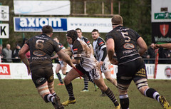 Pontypridd v Cross Keys #15 (PontyCyclops) Tags: road house club keys back football pain cross rugby centre union row full number half second hooker eight prop scrum maul pontypridd premiership winger rfc principality sardis ruck flanker