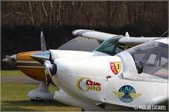 2016_0545 (Marlon Cocqueel) Tags: lens vol avion pilote hlice dr400 arodrome dr1050