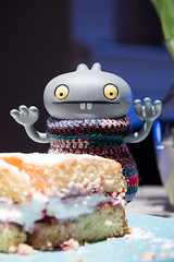 Uglyworld #2713 - A Victorias Sponger (Project ASOB - Image 88 of 366) (www.bazpics.com) Tags: usa oregon america project toy march action startled or vinyl cream victoria figure raspberry uglydoll jam 88 sponge hillsboro amazed ohmygod uglydolls babo whipped 2016 critterbox 366 handsintheair uglyworld prettyugly asob uglyverse adventuresinuglyworld uglyadventures