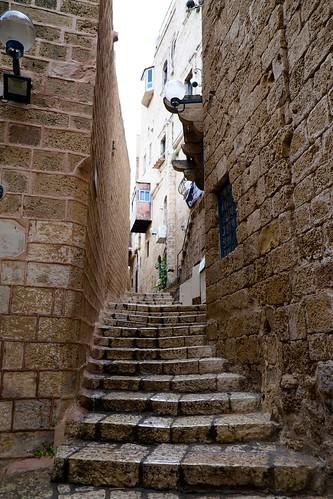 Старый город Яффо. Тель-Авив, Израиль