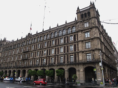 "Mexico City: el Zócalo <a style=""margin-left:10px; font-size:0.8em;"" href=""http://www.flickr.com/photos/127723101@N04/25537996491/"" target=""_blank"">@flickr</a>"