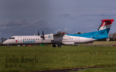LX-LQA (CJK PHOTOS) Tags: 2 history for code aircraft flight 8 s number dash age airline type years msn feb mode serial bombardier luxair 2014 4468 q400 dh8d lxlqa 4d00d5