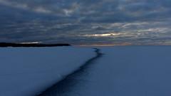 Frozen sea off Cape Porkkalanniemi (Porkkala, Kirkkonummi, 20160123) (RainoL) Tags: winter snow ice finland geotagged island frost january balticsea fin 2016 uusimaa porkala nyland kirkkonummi porkkala kyrksltt 201601 fz200 storlandet 20160123 trskn geo:lat=5996143633 geo:lon=2437620510