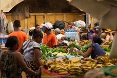 Hell-Ville's market (Waak'al) Tags: island market ile banana banane madagascar marché février 2016 hellville