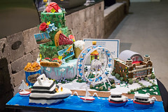 chicago flower and garden show. march 2016 (timp37) Tags: show chicago flower wheel cake garden march pier illinois navy ferris bakery 2016