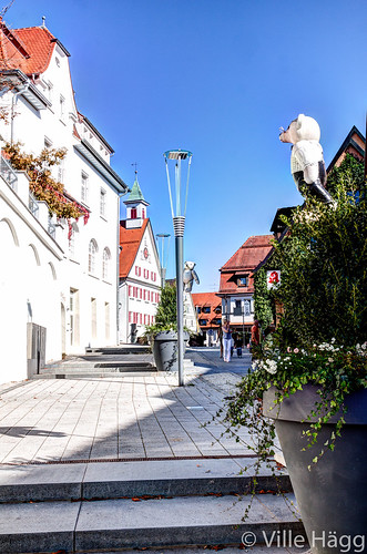 Streets of Giengen