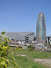 Torre Agbar (Arne Sund) Tags: barcelona torreagbar plglriescatalanes