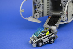 Rover TAC (F@bz) Tags: sf lego space rover