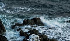 Sea&waves (viktoshe4ka) Tags: sea waves splash japanesesea