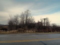 Abandoned Erie Lackawanna ROW near Kingsland Indiana (Matt Ditton) Tags: abandoned indiana erie lackawanna
