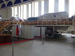 DSC02552 (cggrossman) Tags: museum russia moscow cosmonaut starcity trainingfacility