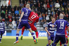 10580924-039 (rscanderlecht) Tags: sports sport foot football belgium soccer playoffs oostende roeselare ostend voetbal anderlecht playoff rsca mauves proleague rscanderlecht kvo schiervelde jupilerproleague