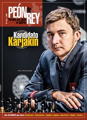 cover_PDR_2016-02_122_carlsen (davidllada) Tags: russia chess covers magnus sergey echecs ajedrez pdr carlsen sjakk xadrez 2016 schach  karjakin llada chessmagazines peonderey