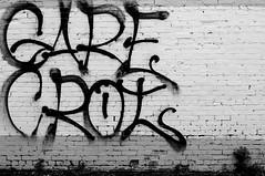 GARE CROT (Benssick_) Tags: rot gare crotch voyer crot dcgraffiti