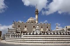 Amman - Abu Darwish Mosque (Rolandito.) Tags: amman mosque jordan abu darwish jordanien jordanie jordania moschee