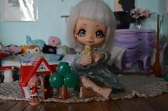 Lets play Animal crossing! (geishacookie) Tags: ball lemon doll pop bjd hybrid fairyland modded jointed azone kikipop kinokojuice dollfairyland realfee geishacookie lemonpopdoll