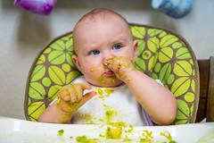 12 (justinmilburn) Tags: portrait baby avocado sony 35mm18 a6300