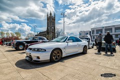 The Scunthorpe Car Show , 30-4-2016 (Bri Hall) Tags: car skyline classiccar nissan stjohns scunthorpe scunthorpecarshow