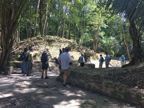 Lamanai Maya site, Orange Walk, BZ - Mar 24, 2016