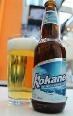 mmmm....beer (jmaxtours) Tags: beer bc columbia kokanee lager creston mmmmbeer crestonbc columbiabrewery crestonbritishcolumbia kokaneeglacierfreshbeer