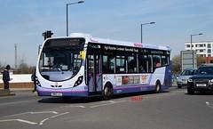 63314 First Beeline (Berkshire) (KLTP14) Tags: first slough berkshire beeline wrightbus streetlite x74 63314 sm65lnj