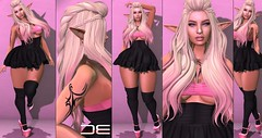 Detached - Treat Ourselves (Ai Venus Clarrington) Tags: fashion blog mesh avatar linden style elf secondlife virtual worlds labs facebook fitted tumblr secondbook