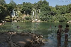 LES CASCADES DE KRAVICA (Bsnia i Herzegovina, agost de 2012) (perfectdayjosep) Tags: herzegovina balkans balcanes balcans kravica perfectdayjosep bosnieiherzegovine bsniaiherzegovina cascadesdekravica