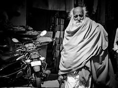 Streets of Pushkar (nicklaborde) Tags: india white black lumix pushkar rajasthan in 500px gx7 lumixlounge lumixgx7 waiwanderaccrossindiatrip