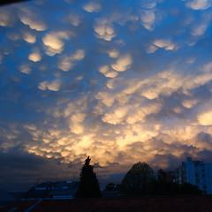 Mammatoscumulus (Francisco (PortoPortugal)) Tags: portugal clouds porto nuvens franciscooliveira portografiaassociaofotogrficadoporto 0702016 20160419fpbo2955 mammatoscumulus