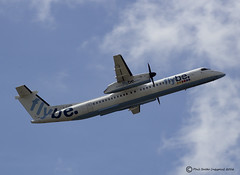 G-ECOG (NQY Pic's) Tags: flybe newquayairport dhc8 gecog aerohub