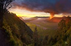 Half Way Penanjakan 1 (Jose Hamra Images) Tags: sunset mountain sunrise landscape malang surabaya bromo probolinggo penanjakan lumajang bromotengger