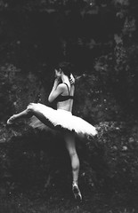 // In Pose // (Marrow Creative) Tags: portrait blackandwhite ballet black dance ballerina theatre dancer romance story fantasy pointe intimate tutu storytelling