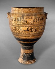 Ancient Greece, 1000 B.C.1 A.D. (mike catalonian) Tags: ceramics ancientgreece