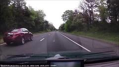 Texting and Driving (Gamma Man) Tags: dangerous driving texting garmin dashcam dangerousdriving textinganddriving dashcamvideo garmin20 garmin20dashcam drivingandtexting