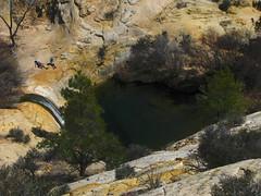 Rest Day (Dru!) Tags: usa water pool flow utah waterfall ut sandstone desert canyon falls oasis escalante calfcreek bouldercity utahtrip calfcreekfalls uppercalfcreek
