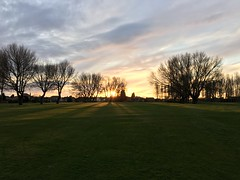 (man_utd_matty) Tags: sunset golf fairway widnes