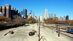Chicago, USA (Klecius Palma) Tags: usa chicago illinois downtown skyscrapers unitedstatesofamerica eua downtownchicago estadosunidos estadosunidosdaamrica arranhacus